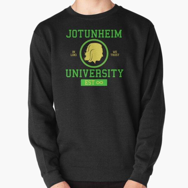 Jotunheim Universität Pullover
