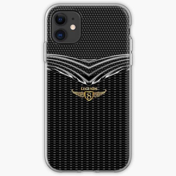 Legendary Number 8 iPhone Soft Case