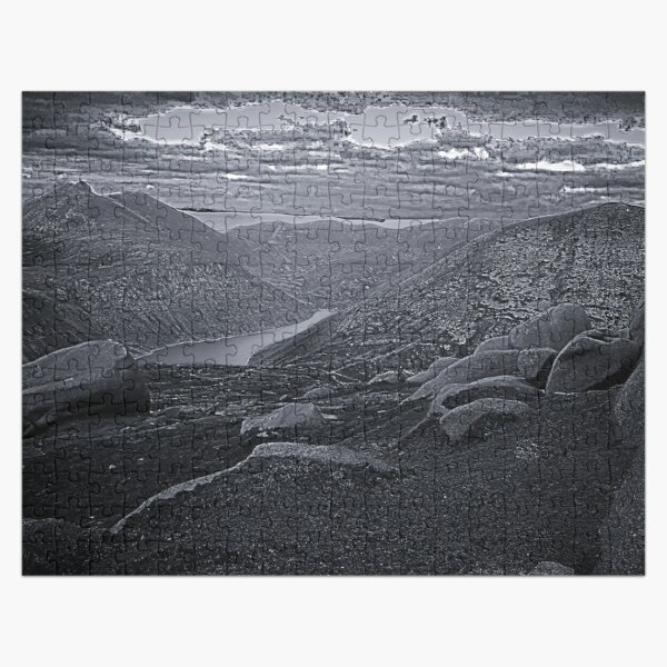 Silent Valley, Mourne Mountains Jigsaw Puzzle