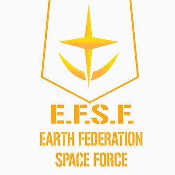 Gundam Earth Federation by MikeCotopolis