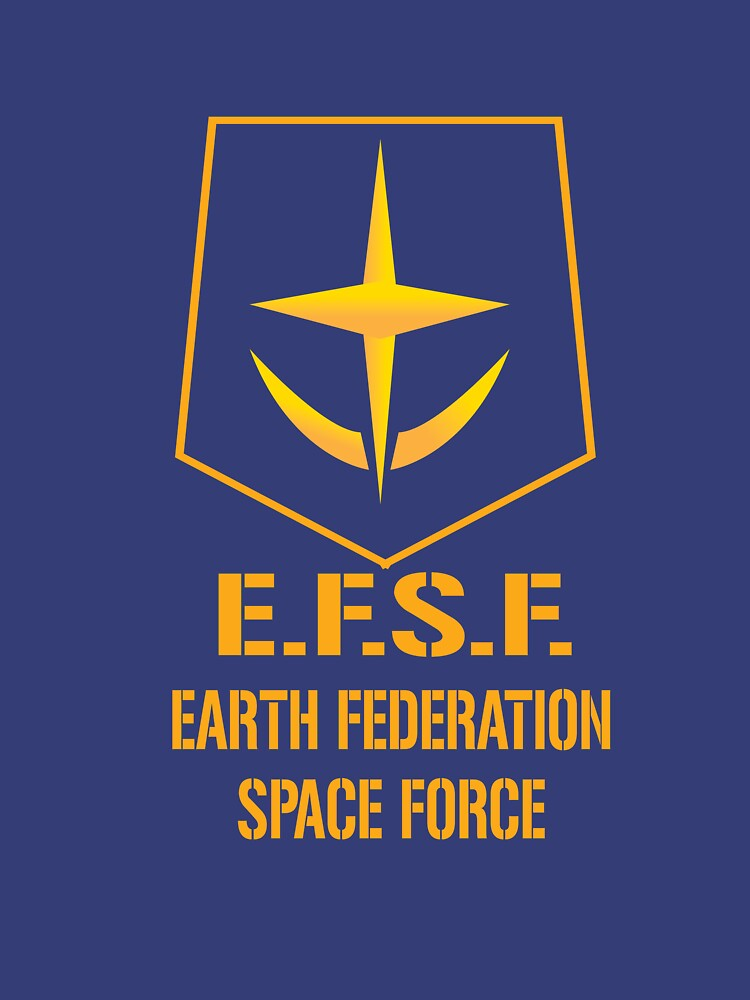 Gundam Earth Federation | Unisex T-Shirt