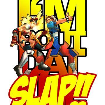 I Am Bout Slap by fskmwatts