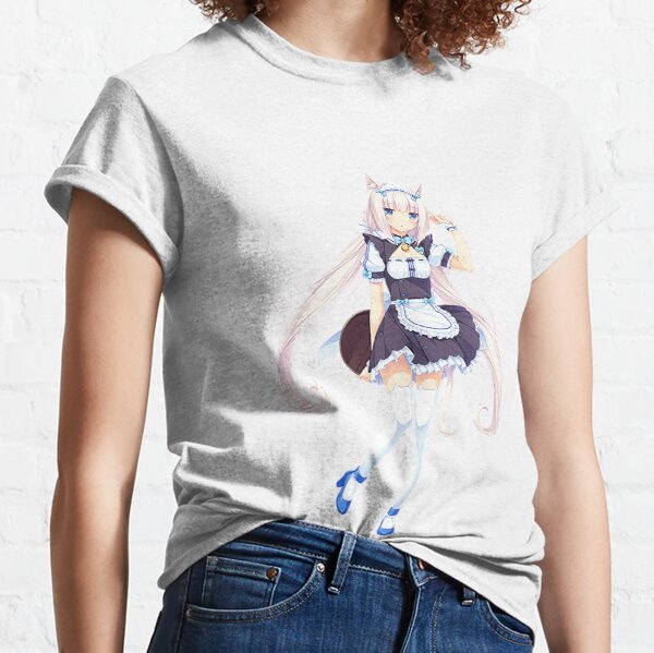 Vanilla Nekopara Classic T-Shirt