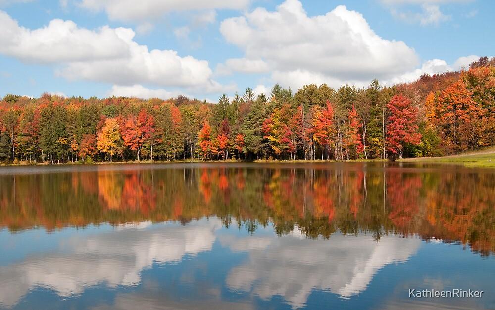 Autumn Brilliance by KathleenRinker