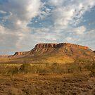 The Escarpment by David Haworth