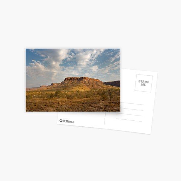 The Escarpment Postcard