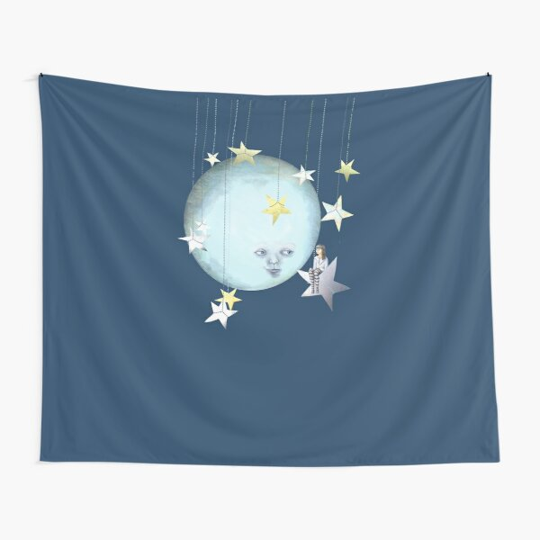 Hanging with the Stars Tapestry
