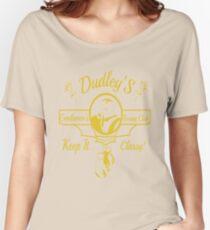 Dudley's Gentlemen's Boxing Club Women's Relaxed Fit T-Shirt