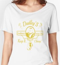 Dudley's Gentlemen's Boxing Club Women's Relaxed Fit T-Shirt