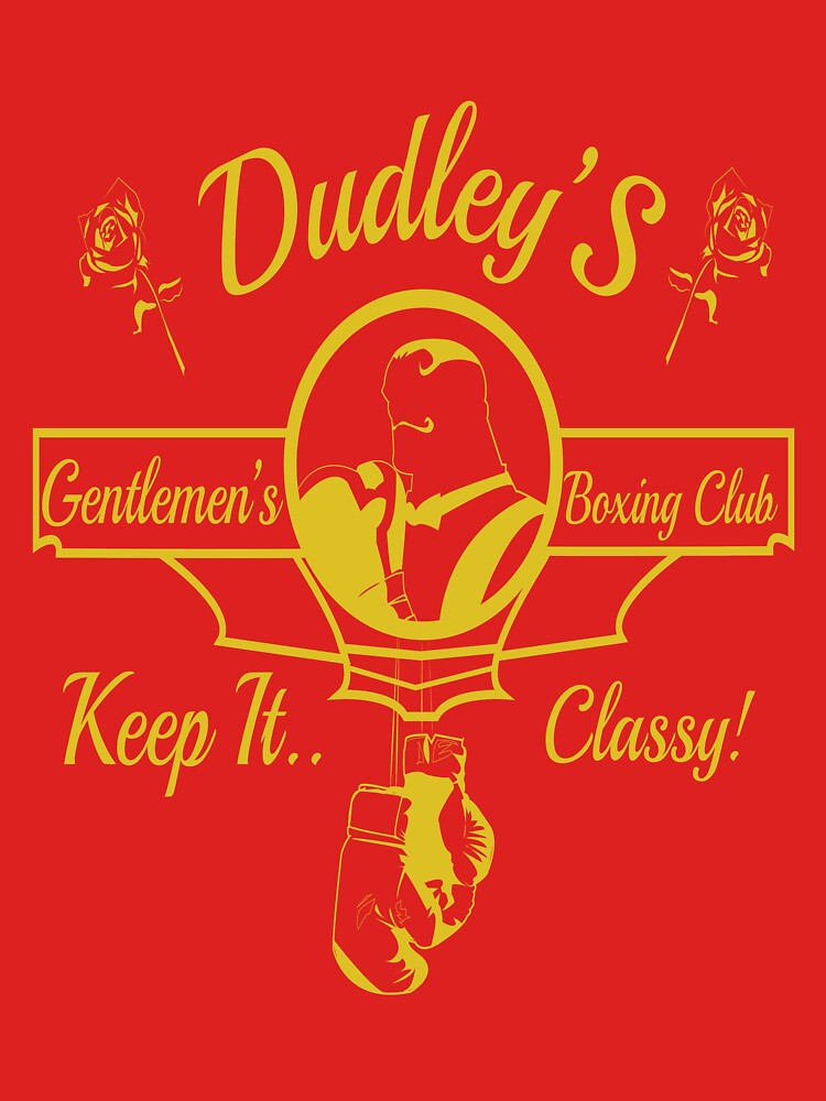 Dudley's Gentlemen's Boxing Club | V-Neck