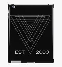 Est. 2000 iPad Case/Skin