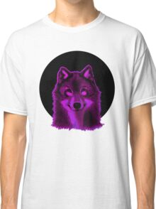 Pink wolf Classic T-Shirt