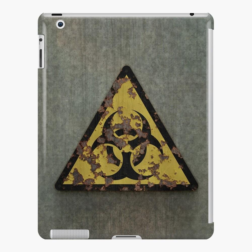 Biohazard iPad Case & Skin