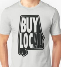 Buy Local Alabama Unisex T-Shirt