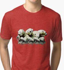 Ursus-Maritimus King of the North Tri-blend T-Shirt