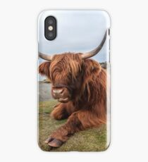 Chilling Out iPhone Case