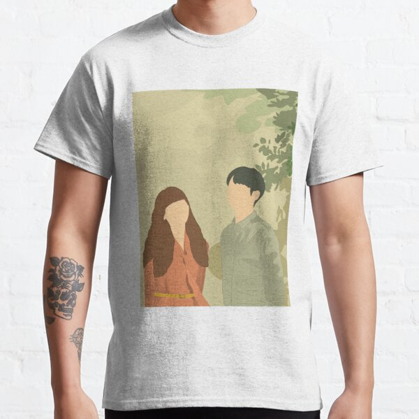 Chae Soo-Bin and Jung Hae-In from A Piece of your Mind (KDRAMA) Classic T-Shirt