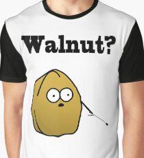 Walnut? Graphic T-Shirt