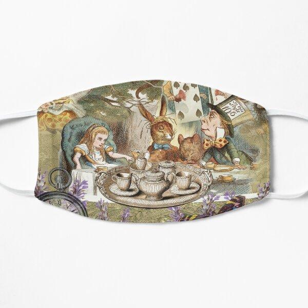 Alice in Wonderland Tea Party  Mask