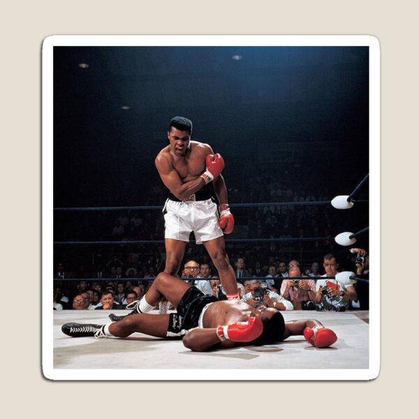 Muhammed Ali Knock Out Magnet