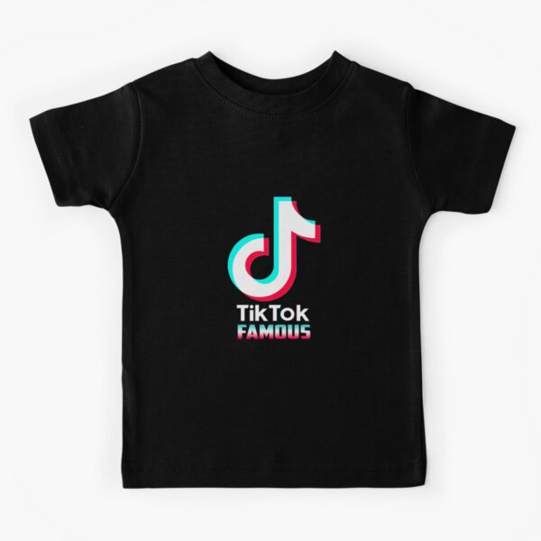 Tik Tok Famous T-shirt enfant