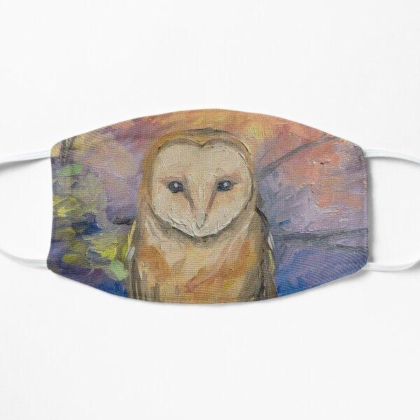 Dawn Watcher Owl Sunrise Mask