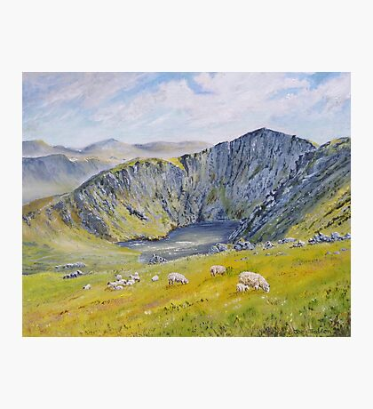 Springtime on Cader Idris. Photographic Print