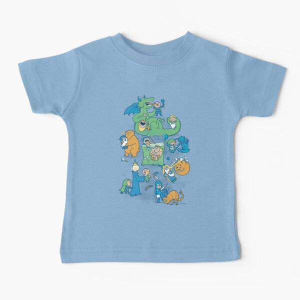 Total Party Kill Baby T-Shirt
