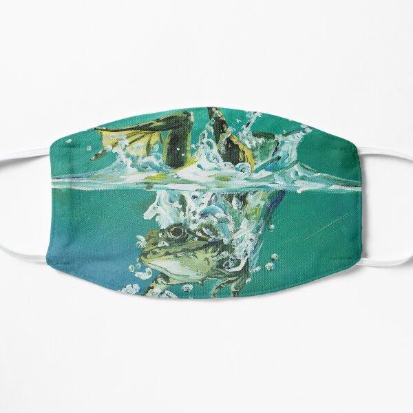 Frog Splash Flat Mask