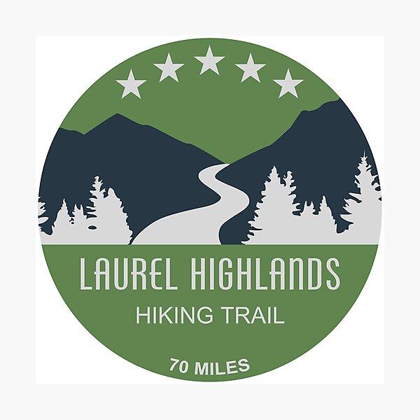 Laurel Highlands Hiking Trail Photographic Print