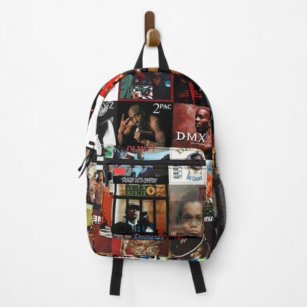 HIP HOP HISTORY Backpack