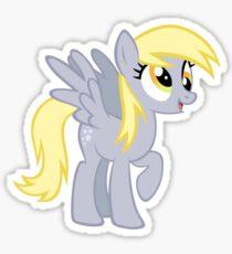 My little Pony - Derpy Sticker