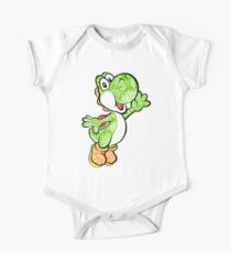 Yoshi in the sky ! Kids Clothes