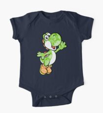 Yoshi in the sky ! One Piece - Short Sleeve