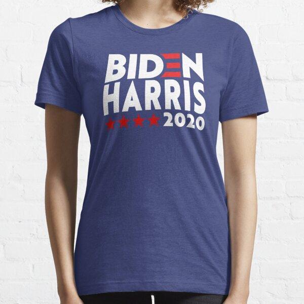 Joe Biden President Kamala Harris VP - Biden Harris 2020 Essential T-Shirt