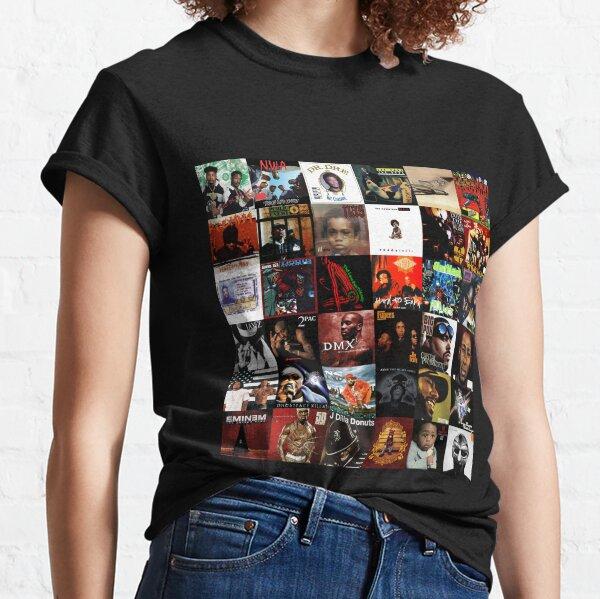 HIP HOP HISTORY Classic T-Shirt