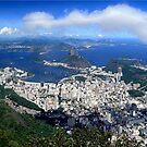Rio de Janeiro, Brazil by M De Freitas