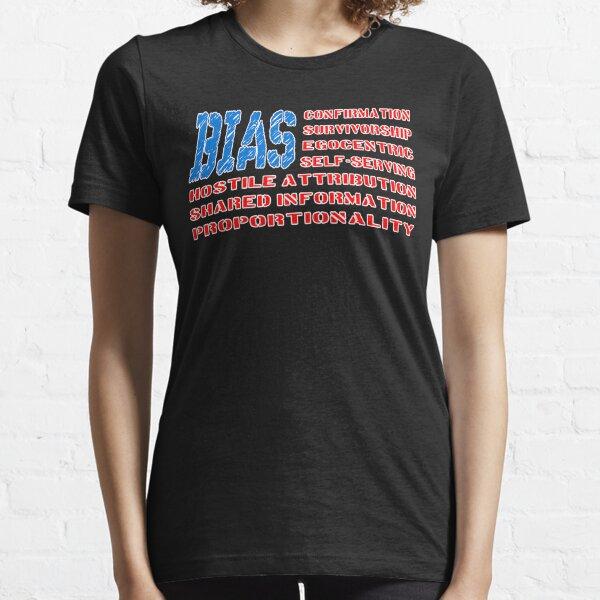 List of BIAS shaped as USA flag Essential T-Shirt