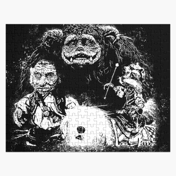 Labyrinth Heroes  Jigsaw Puzzle