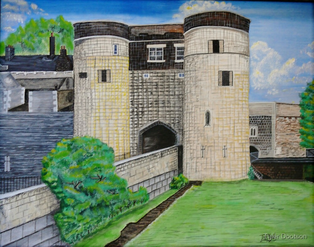 Tower of London by Tyler Dootson