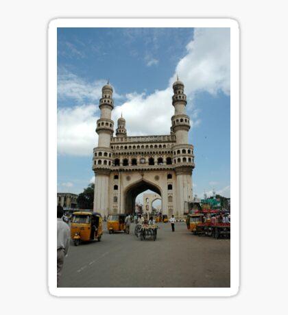 Charminar, Hyderabad, India Sticker