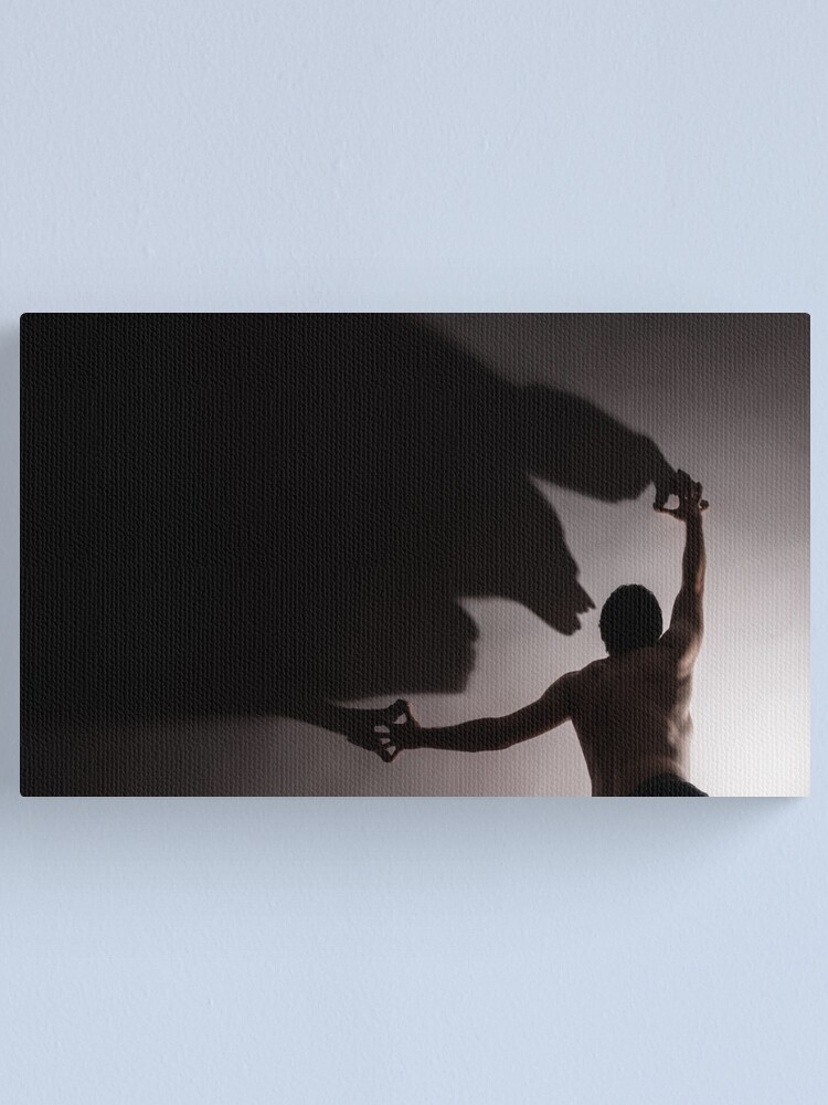 Alternate view of dance Canvas Print