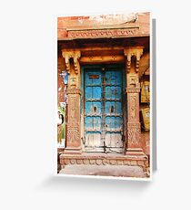Jodhpur Greeting Card