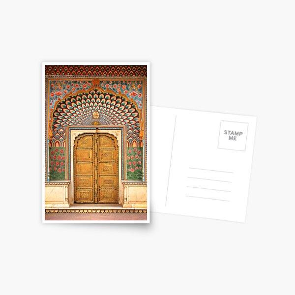 Lotus Gate Postcard