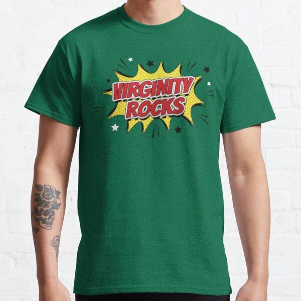 Virginity Rocks T-shirt classique