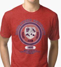 Baker Street University Tri-blend T-Shirt