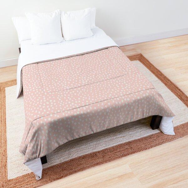 dalmatian print comforter