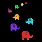 Elefantitos by Daniela Reynoso Orozco