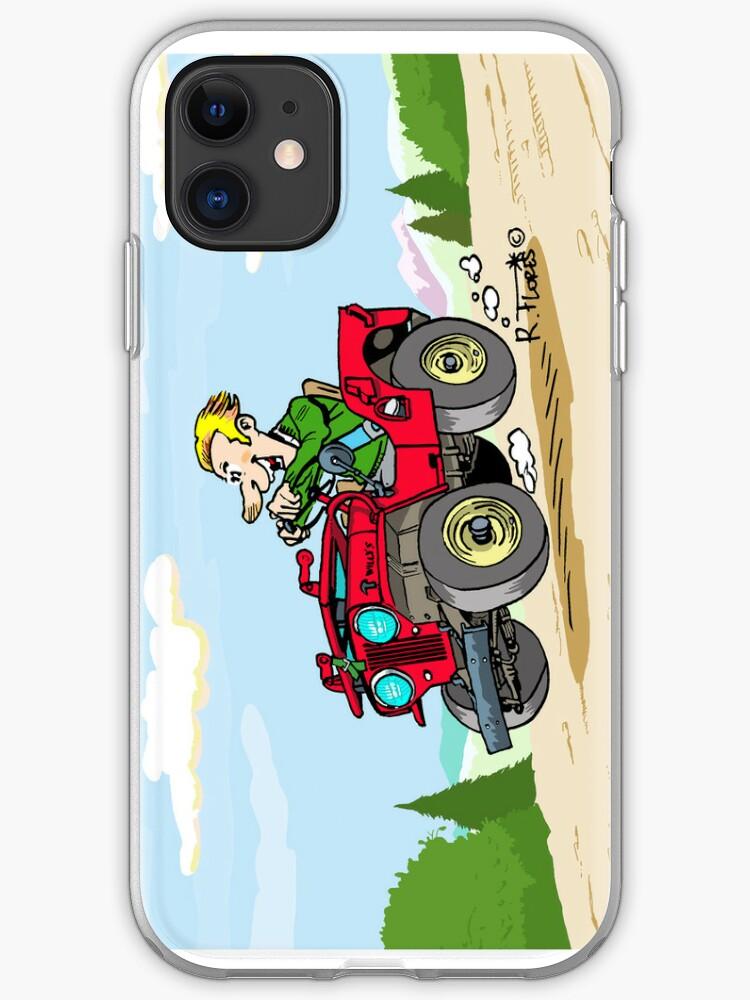 Jeep 1 iphone case