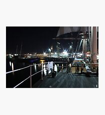 Ships of Love Photographic Print